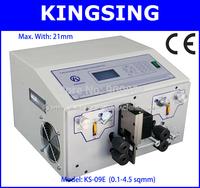 Good and  cheap  Wire Cutting & Stripping Machine / Cable Cutting  Machine KS-09E(220V) + Free shipping by DHL/Fedex