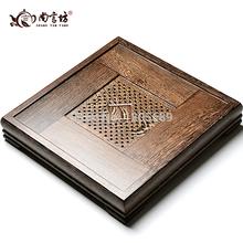 Wood tea sea wenge calamander kung fu tea teaberries drawer type pallet tea sets teaberries sandalwood