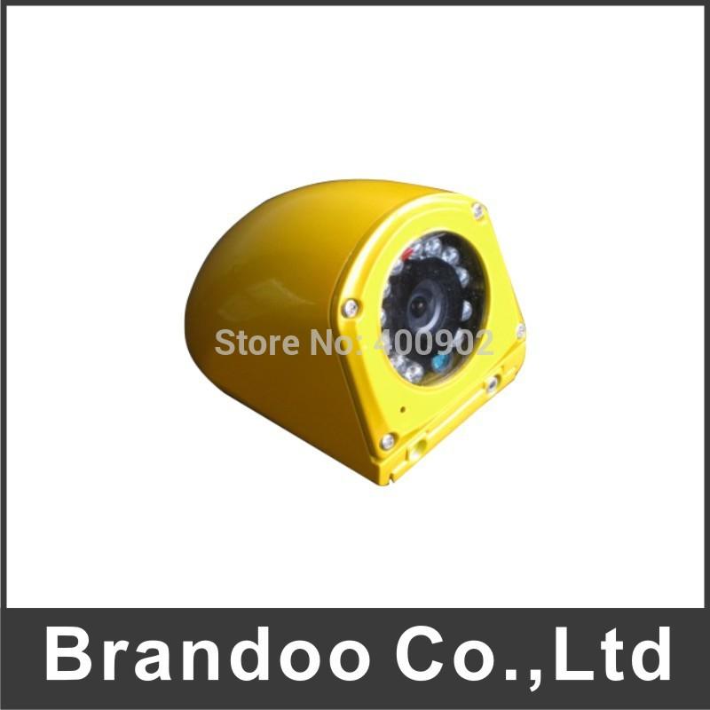 Waterproof IP67 Side view Bus camera, school bus camera, shuttle bus camera from Brandoo(China (Mainland))