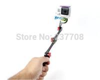 New Camera Accessories Gopro Monopod Tripod Mount Foldable Pocket Stabilizer Grip Mount Monopod For Gopro Hero4 Hero3+ 3 2