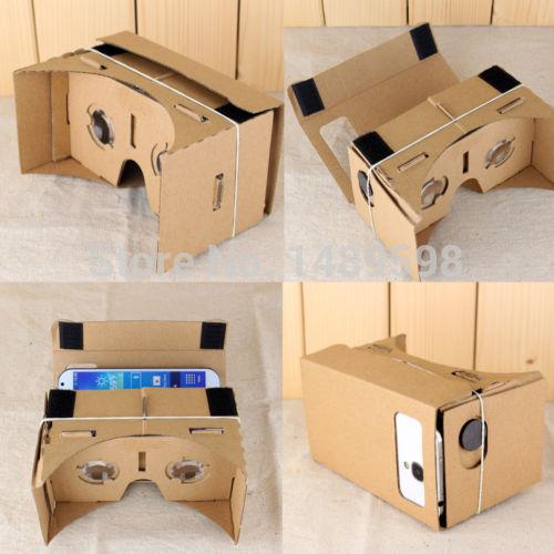Видео-очки DIY Google 3d vr/nfc 3d очки other vr diy google 3d 5 0 google vr 3d