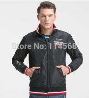 Sharks jacket thin section autumn and winter fashion casual men's jackets jackets BRU-JK5002