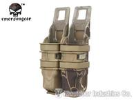 EMERSON Fastmag Pistol Magazine pouch Double mag pouches nylon EM6351D Highlander Kryptek