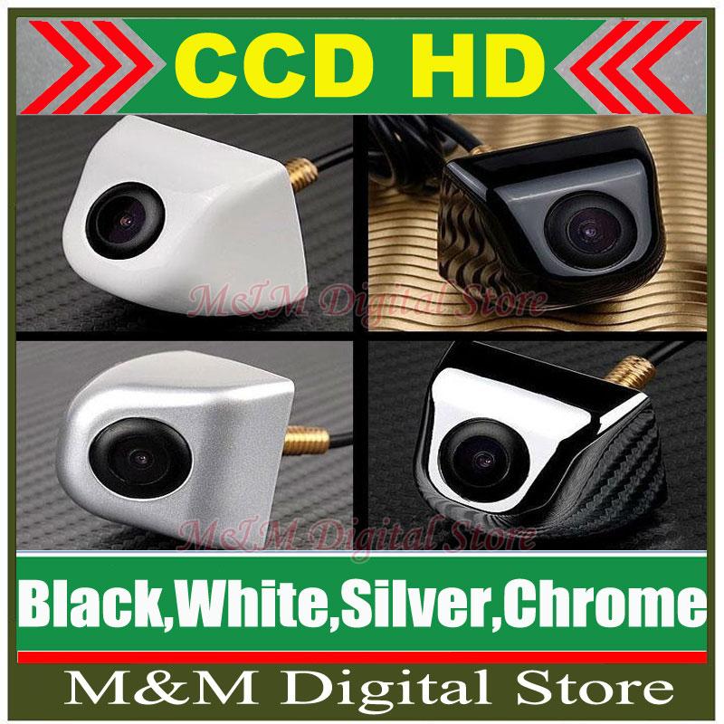 CCD HD Rearview Waterproof night vision 170 degree Wide Angle Luxur car rear view camera reversing backup camera MM(China (Mainland))
