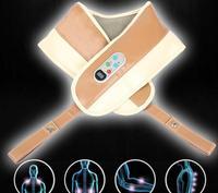 Body massager shoulder massage device cape slim massage belt back neck shape belt health care sauna belt M15059
