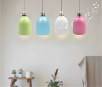 Lovely LED Bubble Ball Bulds (E27) with Music built-in Bluetooth Speaker with remote control brightness /Music volume adjustable