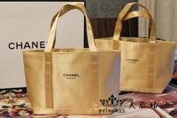 2014 Limited Edition Famous Brand Cosmetic Bag Makeup Travelling Storage Box Handbag Hobo Bathing Golden Luxury