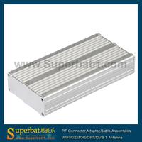 "Aluminum Project Box Enclosure Case 3.94""*2.05""*0.77"" Electronic 100*52*19.6mm"