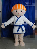 New arrival 2014 Adult lovely japanese girl Mascot Costume fancy dress party costume adult size