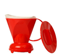 1PC Free Shipping Coffee filter cup lounged cup pot tea maker coffee maker