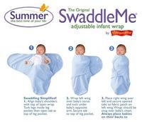 Summer Newborn Baby swaddleme Parisarc 100% Cotton Soft infant Newborn Baby products Blanket & Swaddling Wrap Blanket Sleepsack