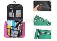 Free Shipping Makeup Organizer Bag Women Men Casual Travel Bag Multi Functional Cosmetic Bag Storage Bag In Bag Handbag 4007-984