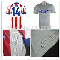 3A + + + Top Thai Quality 14/15 Home Away Jersey Atletico player version, 2015 GABI Garcia Diego Simeone Costa KOKE ARDA jersey