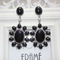 Aliexpress wholesale store! 2014 indian jewelry style earing big earings fashion jewelry lot free shipping
