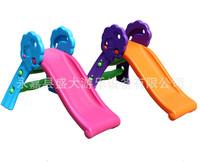 Up and down slide infant folding small slide child indoor small single slide