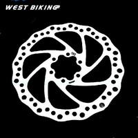 1Piece Mountain Bike Stainless steel BB5 BB7 Elixir Disc Brake Rotor HS1 bicycle brakes rotor 160mm 1pcs bike brake disc Rotors