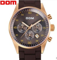 men casual watch clock mens sports watches men luxury brand wristwatches man Dom quartz military watch relogio masculino reloj