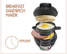 Máquina de pequeno almoço sanduíche presunto e Muffin Kitchenaid cozinha ferramentas de eletrodomésticos(China (Mainland))