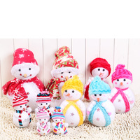 Quality foam scarf christmas gift christmas snowman decoration Christmas commodity christmas tree hangings