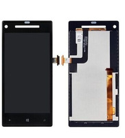 For HTC 8X Smart Phone LCD Touch Display 4.3 Inch Black Mobile Phone LCD Touch Screen Great Outlook Hot Sale