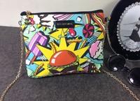 Hot Selling  Women Bags Thailand Designs BKK Handbags Shoulder Cross-Body Bags Messenger Bag Light Small Winter Bag