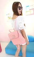 2014 Hot sales Alligator candy color women bag Fashion women handbag