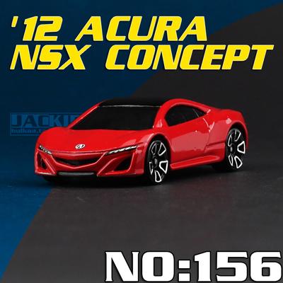 2014 NEW FREE SHIPPING original Hot wheels big sale alloy car car toy pocket car 12' Acura NSX model(China (Mainland))