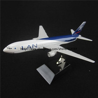 16cm Alloy Metal Chile Air Lan Airlines Boeing 767 B767 300 Airways Plane Model Airplane Model w Stand Aircraft Toy Gift