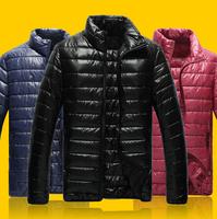 New 4 Color Winter Jacket  Men  Warm Down Jacket  Waterproof  Windproof  Fasgion Outdoor Clothing Plus Size M/L/XL/XXL