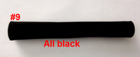 ALL BLACK NO LOGO Cycling Bike Frame Retaining Chain Attached Protective Sleeve Protect cover Bicycle Chain Protector