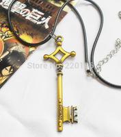 20 PCS/lot  Shingeki no Kyojin Attack on Titan Necklace Cosplay