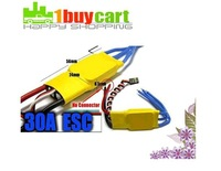NEWEST MYSTERY 30A Speed Controller RC ESC For Brushless Motor Part free shipping