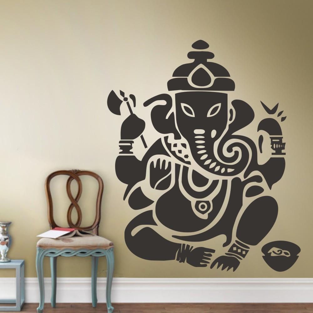 Ganesha Wall Tapestry 1000x1000 0