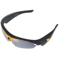 5.0 Mega Pixel HD 720P 170 Degree Wide-angle Lens Sports Sunglasses Camera Support 2GB-32GB Micro-TF Card