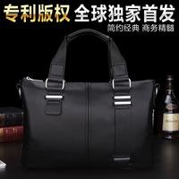 2014 Freeshipping Direct Selling New Bolsa Feminina Handbag Men Brand Retro Leisure Cow Leather Handmade Handbags Shoulder Bag