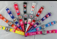 Factory price new arrival Free Shipping 15PCS/LOT PEPPA PIG Watch  , Children Watch,birthday gift for children