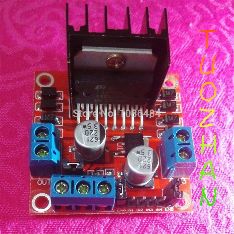 Фото Электронные компоненты ZT S 10pcS/lot L298N arduino