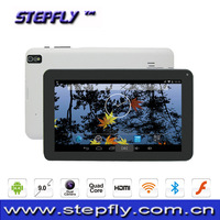 9 inch capacitive touch screen ATM7029 Quad core Android 4.4 WIFI Bluetooth tablet pc With HDMI(SF-M907)