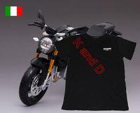 2014 New Freeshipping T-shirt 696 Monster Motorcycle Tshirt