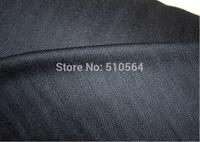2015-Free shipping Aspring/Autumn 100% pure Cashmere Dark blue stripe