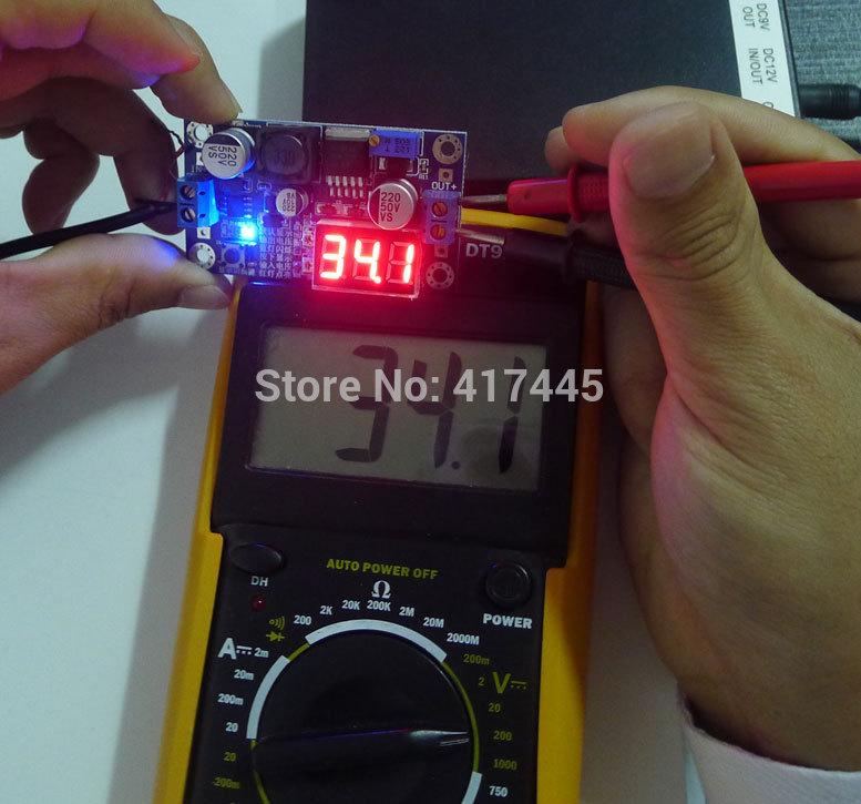 Преобразователь QTY 10pcs/lot DC DC LED U008V