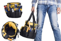 Multifunction Professional Electricians Handle Shoulder Tool Bag Brand New