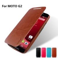 for moto g2 case flip leather case cover for motorola moto g2 xt1068 xt1069 xt1063 hight quality wholesale 10pcs/lot +10x film