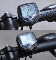 Waterproof Bicycle Computer Digital Wireless LCD Cycle Cycling Bicycle Bike Computer Odometer Speedometer bike Velometer