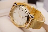 New Quartz Watches Women Wristwatches Flower Tower Dial Fashion Watch wholesale