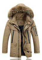 Men's winter warm duck down brand jacket mens ski winter jacket famous brand   2014 winter men's clothes down jacket coat men's