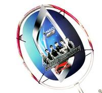 Lining racket badminton N60 high-end Full graphite rackets women lining carbon badminton racket 3u girl racket N series N60