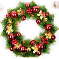 Christmas Wreath big Christmas decorations gifts of Christmas tree