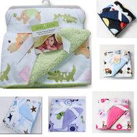 newborn autumn winter warm baby cartoon blanket  cobertor infantil cama ropa de SIZE 30X40 '' baby blanket Free shipping !