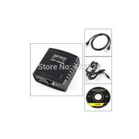 Network USB 2.0 LPR Print Server Hub Adapter Ethernet LAN Networking Share,Free Shipping
